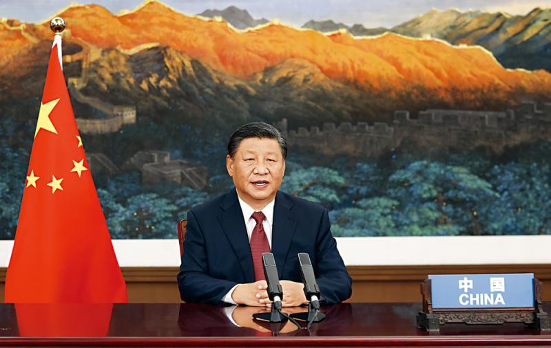 :习近平:世界容得下各国共同进步