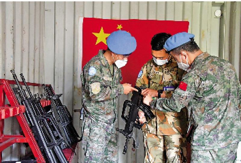 摩登5:中国坚定维护国家利益和民族尊严